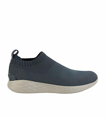 Skechers Men's Blue Go Strike Sneakers