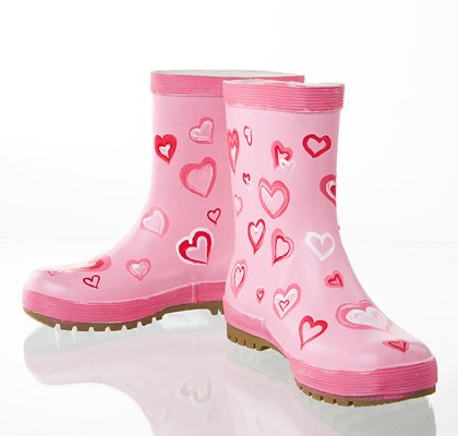 Wellington Wellies Rubber Boots for Boys and Girls DIY Design 715854977650