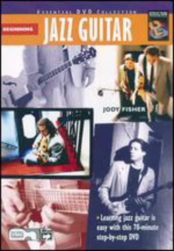 DVD : COMPLETE JAZZ GUITAR METHOD - Complete Jazz Guitar Method: Beginning Jazz Guitar (DVD)