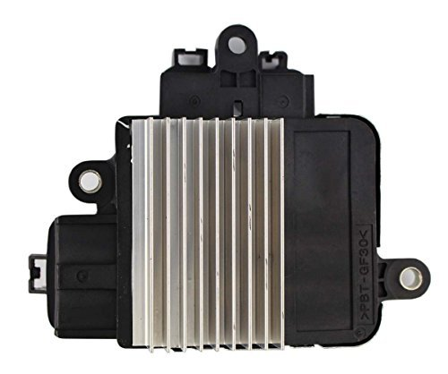 XA Radiator Cooling Fan Control Module ECU For RAV4 Sienna Avalon Camry Highlander Venza Lexus LS ES RX GS 89257-30060 89257-30070 89257-30080 (Control Engine Ecu Module)