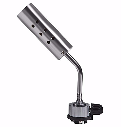 (All Splendid Butane Soldering Torch-Outdoor Torch-Camping Torch-Micro Torch Head-Bayonet Butane Gas Torch )
