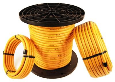Tru Flex Metal Hose Llc PFST-1225 Corrugated Stainless Steel Tubing 1/2