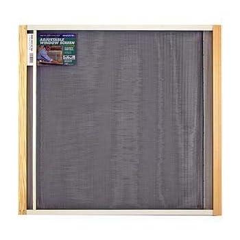 ... Window Screen Magnetic Window Screens : Adjustable DIY Magnetic Window  Screen Max 55 ...