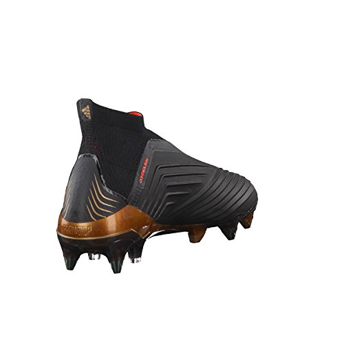 Uomini Predatori Adidas 18+ Scarpe Da Calcio In Bianco Sg (cblack / Ftwwht / Solred Cblack / Ftwwht / Solred)
