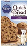 Pillsbury Date Quick Bread 16.6oz (Pack of 6)