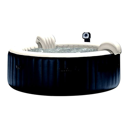 Outdoor Portable Massage Hot Tub 6 Person Water Pool Floats Digital Spa Inflatable Heated Bubble Jet Therapy - Skroutz