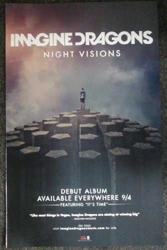 Imagine Dragons - Night Visions Poster P49