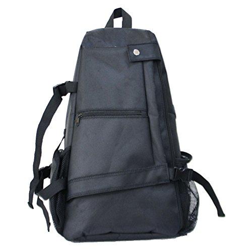 Price comparison product image Yoga Mat Bag,  Crossbody Sling Backpack Bag,  Gym Travel Hiking Biking,  Women Men (Black)