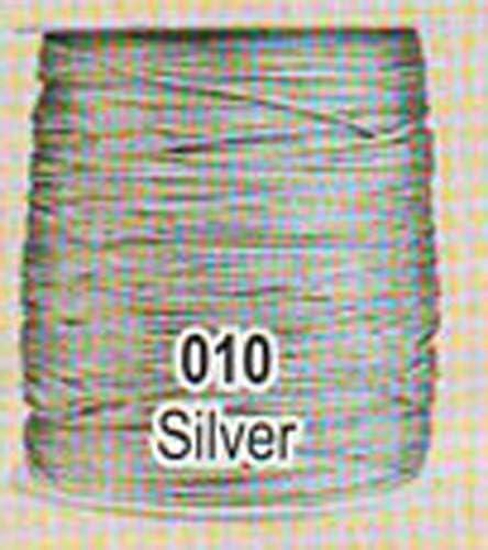 1800 ft Silver Shawl Fringe Spool