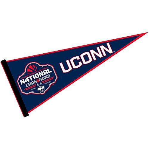 UCONN 2016 Womens Basketball Champions Pennant (Pennant Flag Womens)