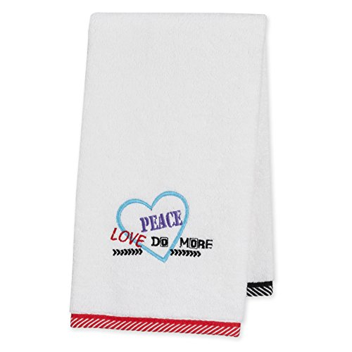 Creative Bath Products Graffiti Hand Towel (Creative Bath Graffiti)