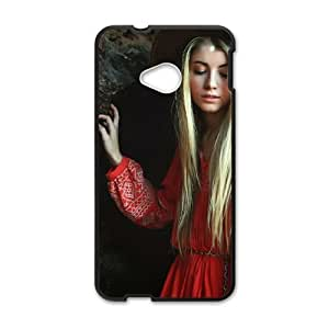 HTC One M7 Cell Phone Case Black Kayla Dawn Kayla Dawn G7662100
