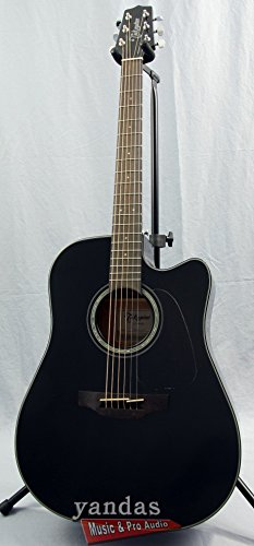 Takamine GD30CE-12 NAT-KIT-2 Dreadnought 12-String Cutaway Acoustic-Electric Guitar with Hard Case