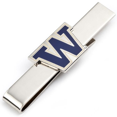 NCAA University of Washington Tie Bar