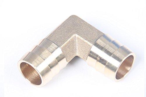 Generic 90 Deg Elbow Brass Barb Fitting 5/8
