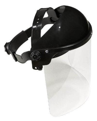 Gesichtsschutz mit Klappvisier Gesichtsschutzschirm Augenschutz