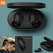 Xiaomi originais Redmi Airdots TWS Bluetooth BT 5.0 Eeadphones Fone de Ouvido Estéreo Com Microfone Handsfree F