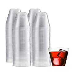 Add Elegant to your party with the MUNFIX CLEAR PLASTIC CUP  TThe MUNFIX fancy plastic cups is perfect for catered events, cocktail parties, bars, nightclubs or any other event where you require an economical alternative to permanent glasswar...