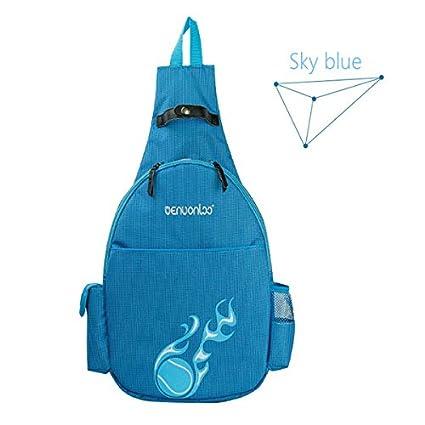 Amazon.com : Bazaar Waterproof Tennis Rackets Backpack Outdoor Single Shoulder Sport Fitnees Mochilas : Sports & Outdoors