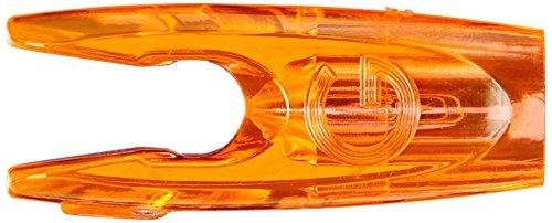 Easton G Pin Nock (12-Pack), Orange, - Easton Lighted Nocks