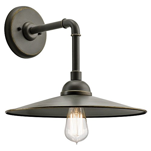 X-large Outdoor Wall Fixture - 5
