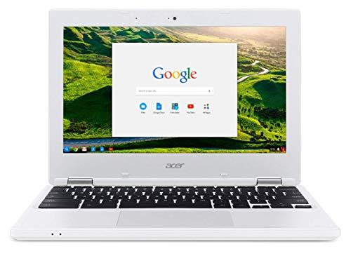 Acer Chromebook 11 Celeron 11.6 inch IPS eMMC White