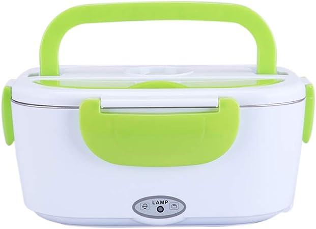 Riscaldatore Portatile per Scaldavivande Lunch Box Elettrico per Auto 1.5L Portatile 12V//24V Blue-12V Contenitore Scaldavivande Bento Lunch Box Elettrico per Riscaldamento Auto