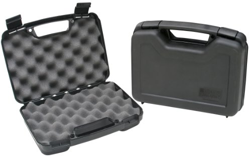 MTM Single Handgun Case for up to 4-Inch Revolver