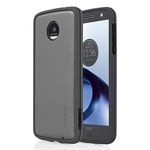 Incipio Motorola Moto Z Co-Molded Bumper Case - Black