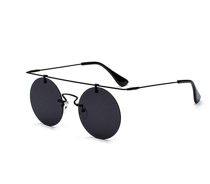 Amazon.com: UnnFiko - Gafas de sol ultraligeras retro ...