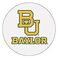 Set de posavasos de gres de Thirstystone, Baylor University