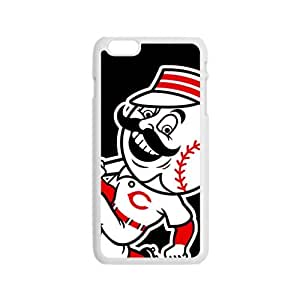 Lovely short man cartoon character Cell Phone Case for iPhone 6 by mcsharks