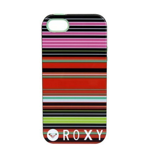 Sunbeam DIY Colorful Roxy Stripe Custom Case Cover For iPhone (Roxy Apple)