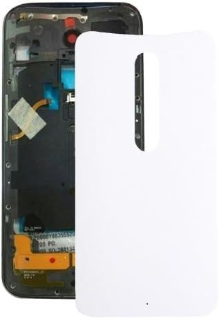 alsatek Repuesto Carcasa Trasera para Motorola Moto X Style Blanco ...