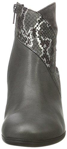 5 UK Micro Women's Grey 69 Basic Boots 5 Gabor Grau Dark xwzva6UqU