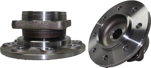 dodge 2500 front wheel bearings - 5
