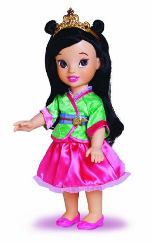 My First Disney Princess Disney Basic Toddler Doll - Mulan (Toddler Mulan Costume)