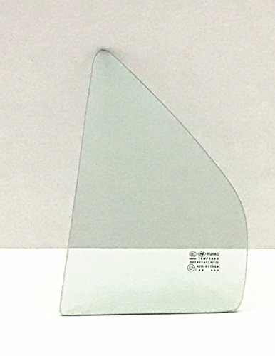 NAGD Fits 2002-2007 Mitsubishi Lancer 4 Door Sedan Driver Left Side Rear Vent Window Glass