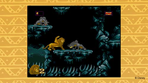 41iZbHOG3oL - Disney Classic Games: Aladdin and the Lion King - Nintendo Switch