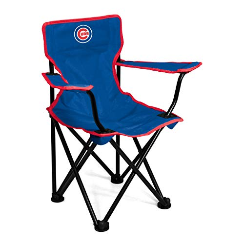 Logo Brands MLB Chicago Cubs Toddler Chair