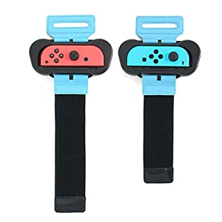 Wrist Band for Just Dance 2019 - Nintendo Switch Standard Edition - Fit for Children and Adult