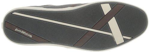 Le Coq Sportif Brancion Chambray, Sneaker Uomo Grigio (Gris (Plomb))