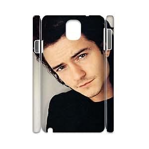 I-Cu-Le Diy case Orlando Bloom customized Hard Plastic case For samsung galaxy note 3 N9000