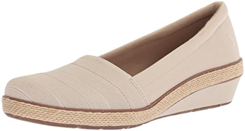 Sprinkhanen Womens Cleo Wedge Sneaker Stone