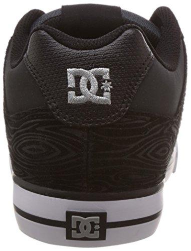 Dc Heren Zuiver Xe Skate Schoen Grijs / Zwart / Grijs
