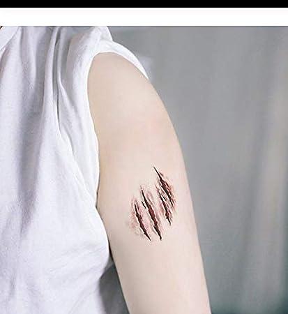 LFVGUIOP Etiqueta engomada Temporal del Tatuaje Impermeable Falso ...
