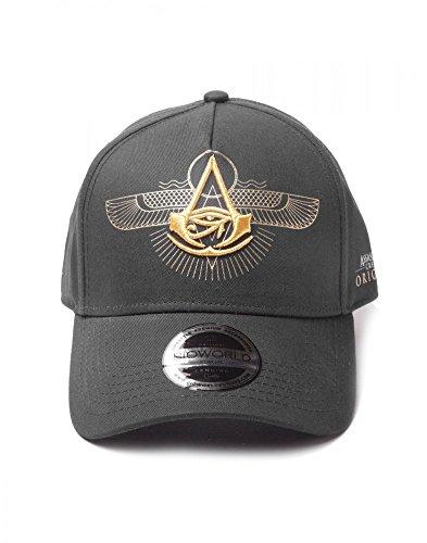 Assassin's Creed Original - Gorra de béisbol - para hombre negro negro