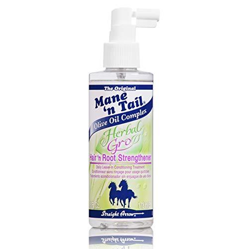 Mane N Tail Herbal-Gro Hair 'n Root Strengthener, 6 Ounce
