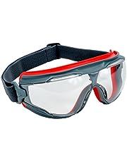 3M Goggle Gear 500-Series GG501SGAF, Clear Scotchgard Anti-Fog Lens