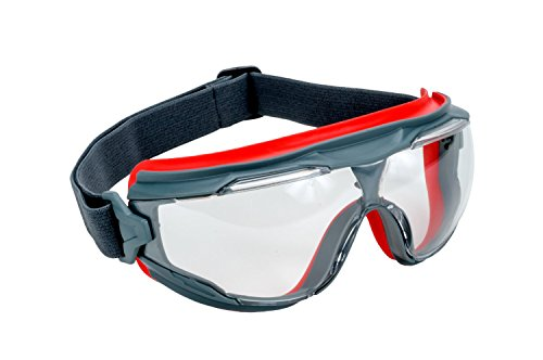 3M Goggle Gear 500-Series GG501SGAF, Clear Scotchgard Anti-Fog Lens